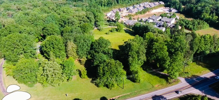 Aerial image from drone - property_edited
